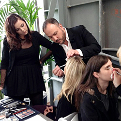 Muse Editorial Makeup Classes
